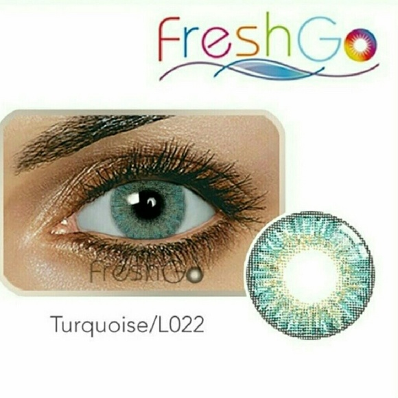 Fresh Go Makeup Turquoise Eye Beauty 3 Tone Poshmark